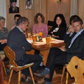 51. Jahreshauptversammlung Chorgemeinschaft Hittisau